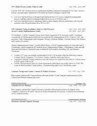 Sap Contract Management Fresh Sample Hr Resume Awesome Sap Hr Resume