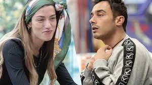 """GF Vip, Nicola Pisu tenta di baciare Soleil, ma la Sorge lo respinge: """"Così  no!"""" (VIDEO)"""