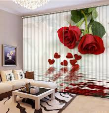 Window Curtain Living Room Popular Window Art Curtains Buy Cheap Window Art Curtains Lots