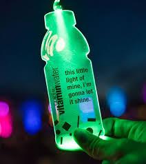 Light Blue Vitamin Water Integrated Marketing Company Social Media Marketing Mosaic