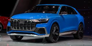 2018 audi hybrid. contemporary hybrid audi q8 hybrid suv concept at detroit auto show photos features   business insider throughout 2018 audi