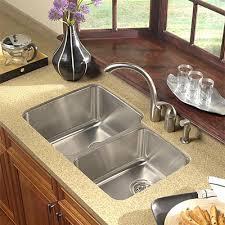 undermount kitchen sink stainless steel: houzer medallion gourmet undermount kitchen sink