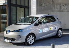 2018 renault zoe. brilliant zoe in rouen autonomous cars will integrate the transport service 2018  my renault  zoe electric car throughout renault zoe
