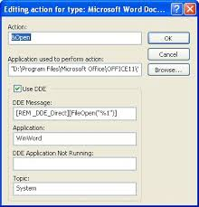 Can't Open a Word Document in Windows (Microsoft Word)