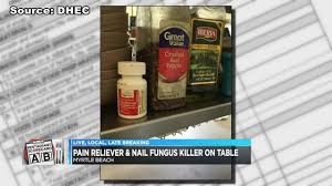 Restaurant Scorecard Pain Reliever Nail Fungus Killer Found Near