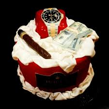 Creative Birthday Cake Ideas For Him Rolex Perfect Gift Your Father