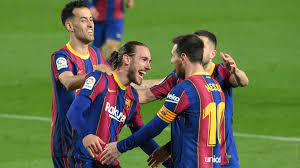 تقرير مباراة برشلونة v ويسكا. 15/3/2021، الدوري الإسباني – Barslony.com