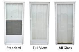 front storm doorsStorm Doors for Manufactured Housing  Mobile Home Front and Back Door