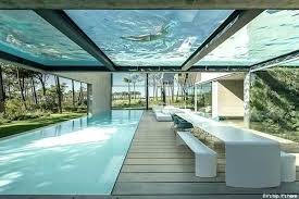 houston texas pool glass bottom pool indoor swimming pool elegant 9 amazing glass bottom pools photos