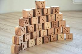 large alphabet blocks cute printable open when letters kitty baby love