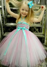 flower girl tutu dresses diy photo 1