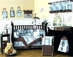 baby boy bedding sports theme baby bedding for boys cape town sets choose your makeover boy