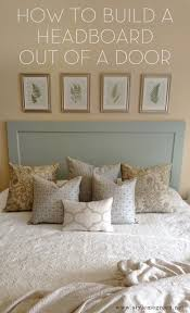 Imposing Make Your Own Headboard From Scratch Diy Headboard Ideas To Spice  Up Your Bedroom in