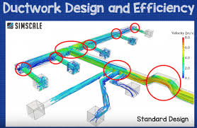 Friction Chart For Round Duct Ductwork Sizing Calculation And Design For Efficiency The