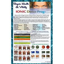 Ion Foot Cleanse Color Chart Better Health Company Ion Detox Ionic Foot Bath Spa Chi Cleanse Promotional Poster Increase Your Detox Foot Spa Sessions And Increase Income