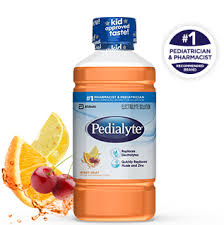 Pedialyte Chart Pedialyte Classic Mixed Fruit Flavor