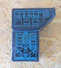 mitsubishi gt other oem dodge stealth mitsubishi 3000gt fuse relay panel box cover main engine bay