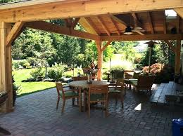 the covered patio outdoor ideas lighting porch designs