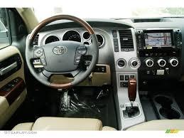 2012 Toyota Sequoia Platinum 4WD interior Photo #53970333 ...