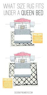 what size area rug area rug for queen bed queen size bed g under ideas bedroom