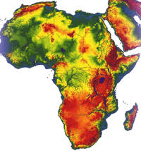 География Африки общая характеристика Африки Африка материк
