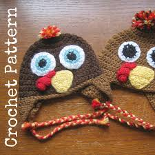 Crochet Turkey Hat Pattern Magnificent Decorating