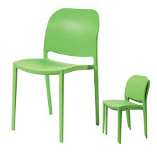 outdoor plastic stacking chair