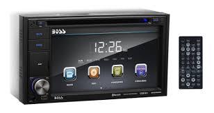 boss audio bv9362bi double din dvd player 6 2 touchscreen boss audio bv9362bi double din dvd player 6 2 touchscreen bluetooth walmart com