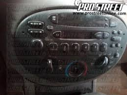 ford escort stereo wiring diagram my pro street 2002 Ford Taurus Radio Diagram 2001 ford escort stereo wiring diagram Stereo Wiring Diagram For 01 Ford Taurus Wagon