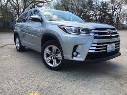 Refreshed Toyota Highlander isn't as fresh as its competition ...