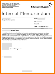 Sample Internal Memo Template 24 Internal Memo Examples Parkattendant 6