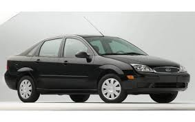 2005 Ford Focus - Information and photos - ZombieDrive