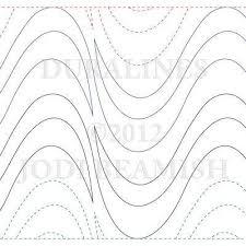 179 best Olie & Evie E2E Digital Quilting Designs images on ... & NEW WAVE | Digital Version. Machine Quilting PatternsLongarm ... Adamdwight.com