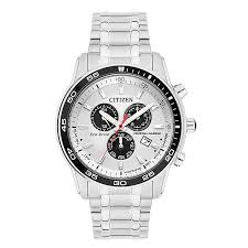 men s watches designer fashion watches h samuel citizen eco drive men s stainless steel bracelet watch product number 3565947