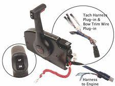 mercury outboard controls oem mercury marine outboard side mount remote control 20ft harness 881170a20