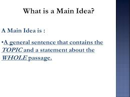Theme Topic Main Idea And Supporting Details Worksheet Worksheets