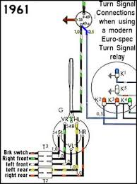 thesamba com beetle 1958 1967 view topic snowflake tail 1967 vw bug turn signal wiring diagram at Vw Bug Signal Switch Wiring Diagram