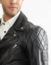 mens belstaff arlingham biker jacket