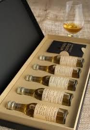 scotch whiskey tasting gift set