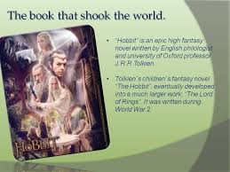 providw examples and quotes the hobbit by jrr tolkien the monsters and the critics and other essays by jrr