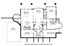 basement floor plans. Modern Style Basement Floor Plans Plan Image Of