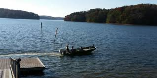 Fishing And Fishing Guides On Lake Lanier The Lake Lanier