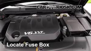 blown fuse check 2010 2016 buick lacrosse 2010 buick lacrosse blown fuse check 2010 2016 buick lacrosse 2010 buick lacrosse cxs 3 6l v6