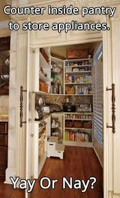 Kitchen Closet Pantry Best 25 Building A Pantry Ideas On Pinterest Pantries Pantry