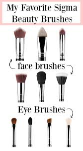 sigma beauty brushes best makeup brushes uptown with elly brown the best sigma