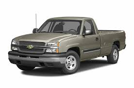 2003 Chevrolet Silverado 1500 New Car Test Drive