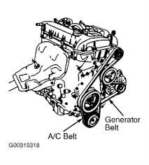 mazda belt diagram mazda belt diagram solved how to route sepentine belt on 04 mazda 3 2 3l fixya