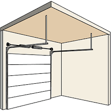 garage door tracksGarage Door Track Options