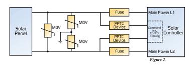 dc surge suppressor circuit diagram dc image surge protection device circuit diagram surge on dc surge suppressor circuit diagram