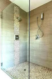 shower tile accent strips glass tile shower floor showers accent tile in shower glass tile accent